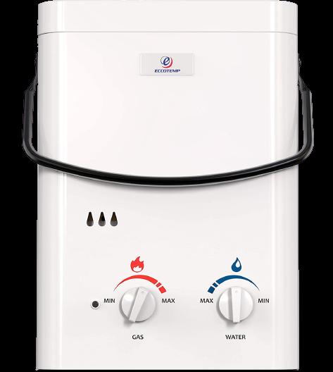 on demand propane water heater