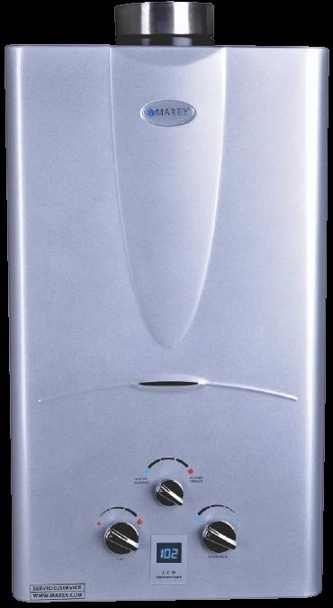 lp tankless water heater