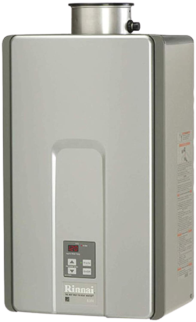 tankless propane water heater