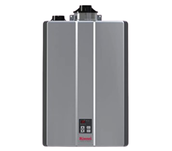 Rinnai RU180iN Sensei Super High Efficiency Tankless Water Heater, 10 GPM - Natural Gas: Indoor Installation:tankless water heater reviews
