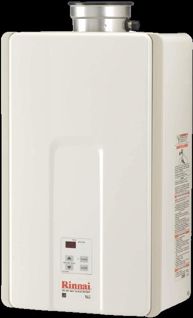 propane on demand water heater