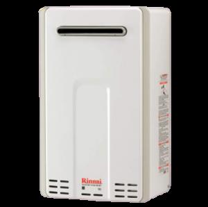 Rinnai V65eN Tankless Hot Water Heater, Large, White: tankless hot water heater