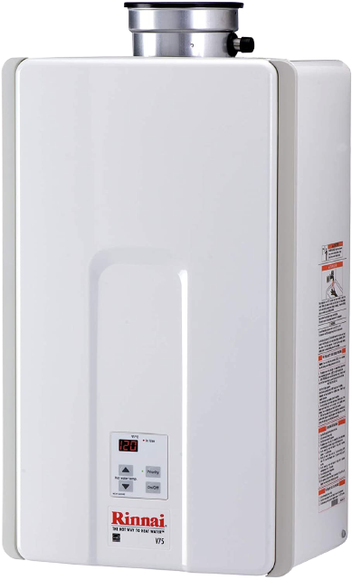 propane tankless hot water heater
