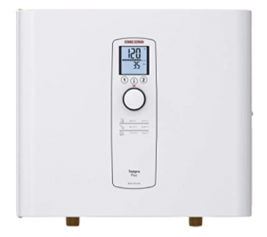 Stiebel Eltron Tankless Water Heater – Tempra 24 Plus – Electric, On Demand Hot Water, Eco, White; best water heater