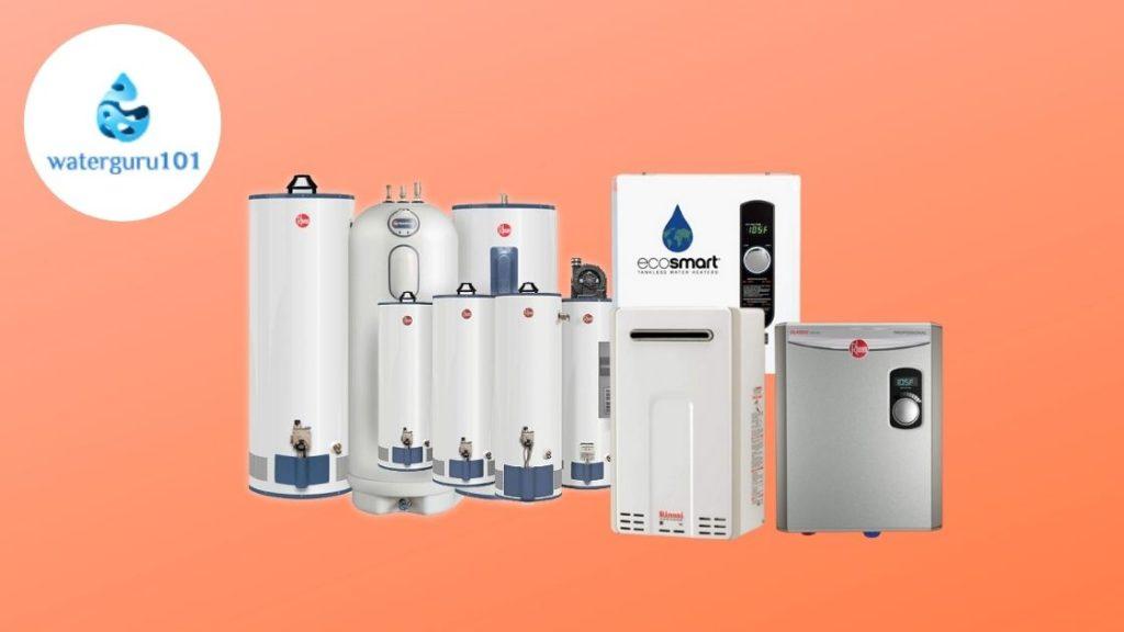 tankless water heater vs tank
