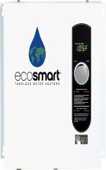EcoSmart 27 as best electric tankless water heater for whole house