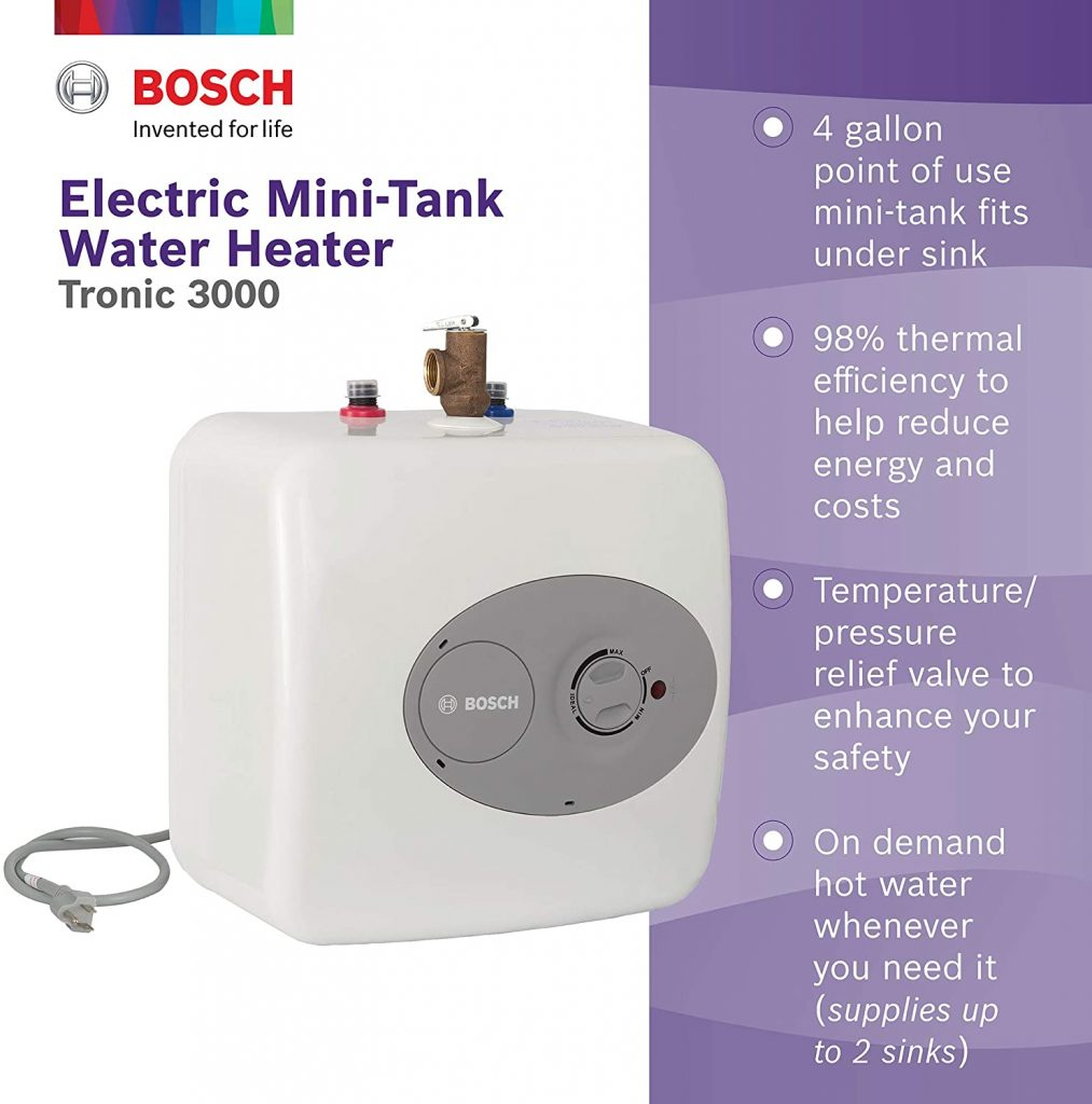 Excellent features of Bosch Tronic 3000