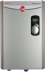 Rheem Rtex 18 whole house electric tankless water heater