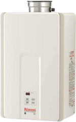 Rinnai v65in whole house instant hot water