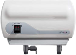 Atmor hot water heater point of use