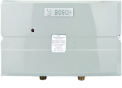 Bosch Electric point of use water heater for shower