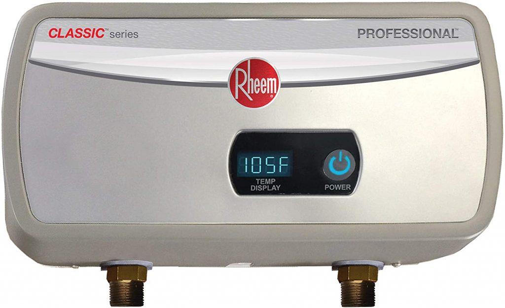 110 water heater
