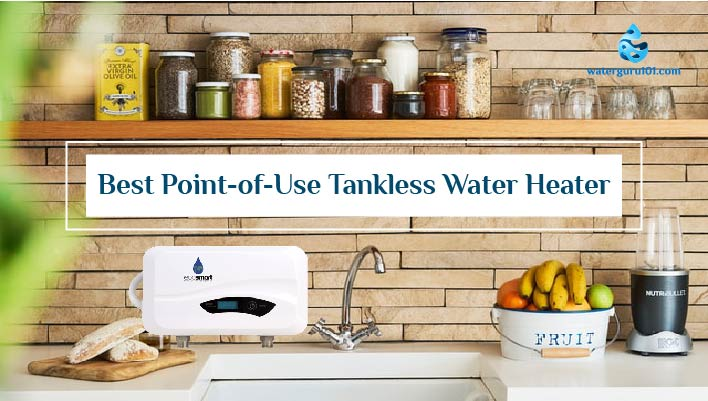 best poin of use tankless water heater