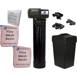 AFWFilters AFW Filters IRON Pro 2 Combination water softener iron filter Fleck