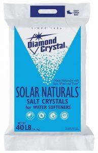 Cargill Salt 7304 Water Softener Solar Salt crystal