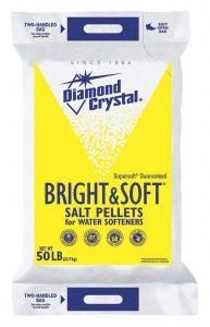 Diamond Crystal Water Softener Salt Pellets