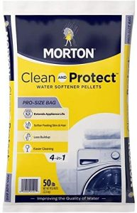 Morton Salt 1501 Water Softener salt
