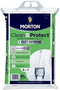 Morton Salt Morton Water Softener salt Pellets