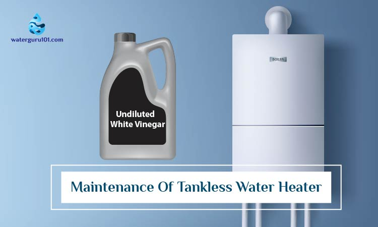 Maintenance of Tankless Water Heater