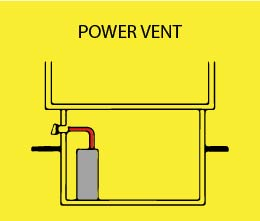 power vent tankless water heater
