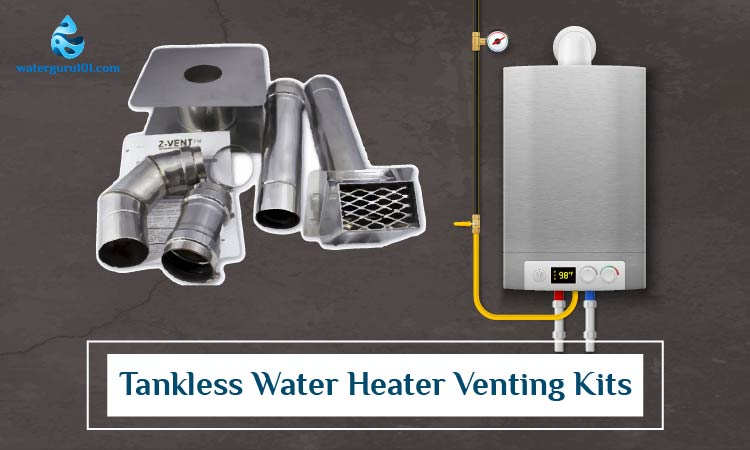 tankless water heater venting kit