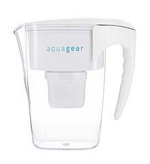 Aquagear Water Filter Pitcher Lead