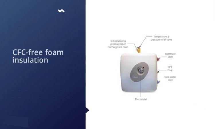 CFC-free-foam-insulation