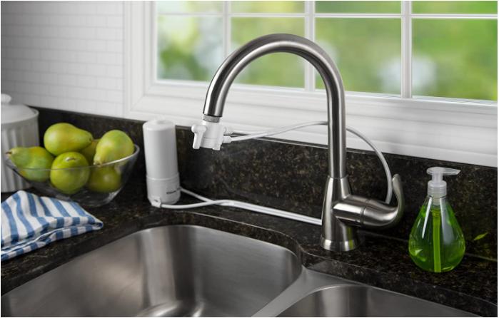 Home Master HM Mini Plus Sinktop Faucet Filter