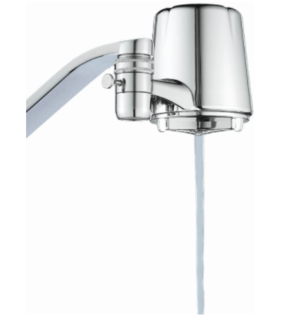Culligan FM-25 Faucet Mount Filter with Advanced Water Filtration