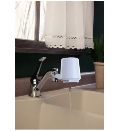 Faucet-Mount Advanced Water Filter-200 gallon